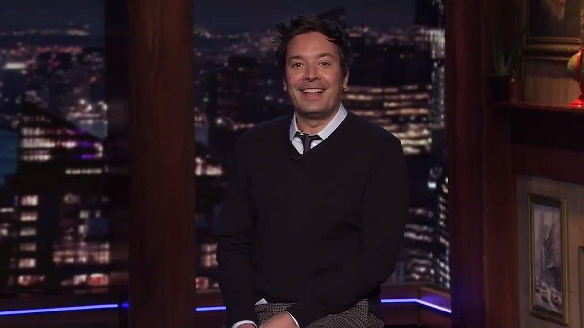 Last night's News 📰 & Jokes 😂 #FallonMono  Watch 👉    Or here👇