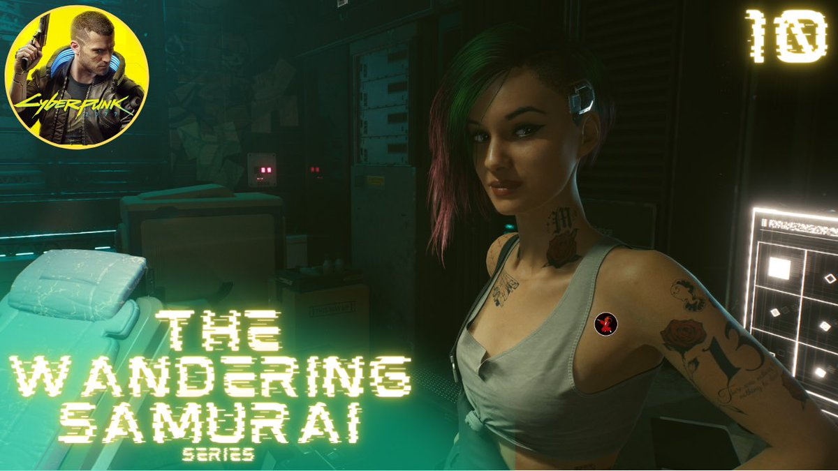 A (Brain) Dance With Judy | Cyberpunk 2077 Gameplay Playthrough (Nomad L...  via @YouTube  #Cyberpunk2077  #cyberpunk2077pc