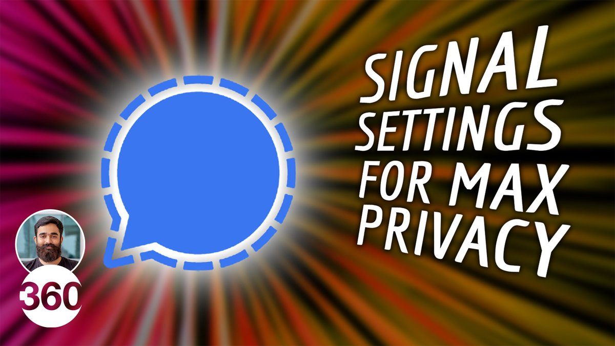 Switched to #Signal? Enhance your privacy with these 14 settings:
