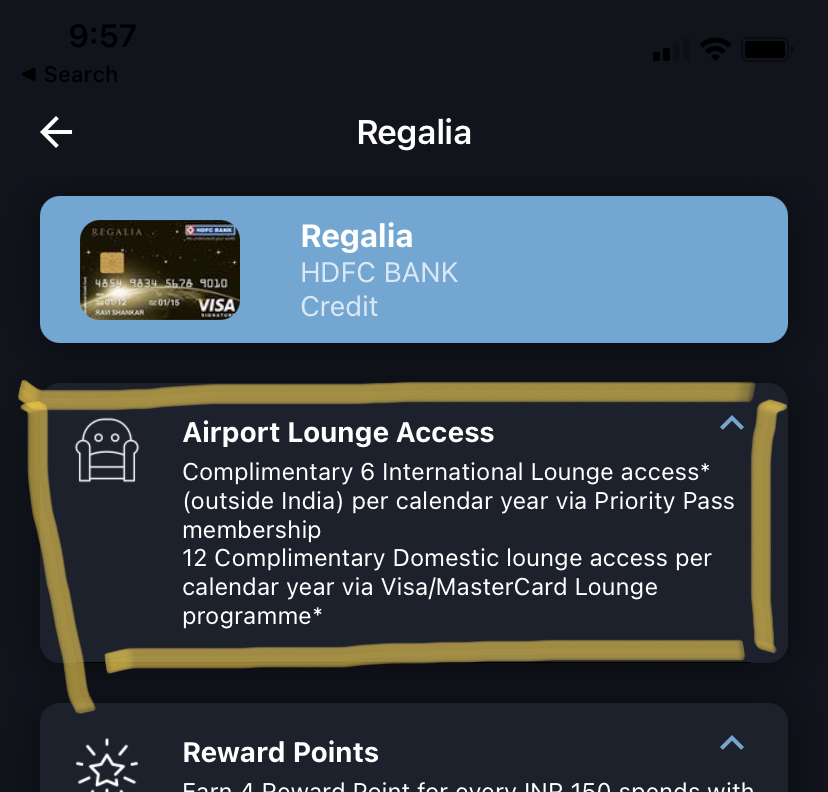 What do you do when you are at the #airport and don't  know if you have free access to the airport #lounge? #howitstarted : Stand in Q & swipe all credit cards to check if you can get inside #HowItsGoing: Use RUSSH App & Check Airport Lounge access (no card details required)