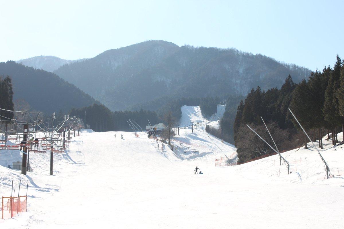 場 里 いぶき の スキー