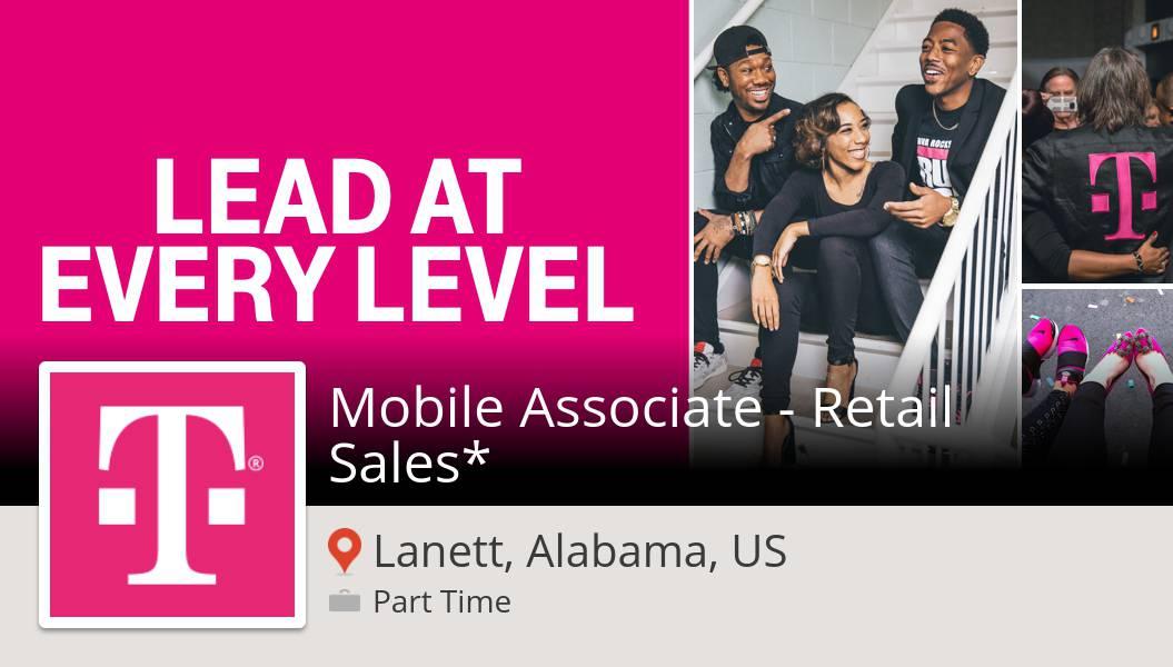 Mobile Associate - #Retail #Sales* needed in #Lanett, apply now at #TMobileCareers! #job https://t.co/9JDTckctdg #BeMagenta https://t.co/j3EFBYP5rb