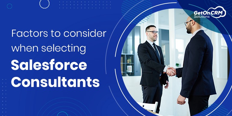 Factors to Consider When Selecting Salesforce Consultants.    #salesforce #salesforceconsultant #CRM #salesforcedevelopment