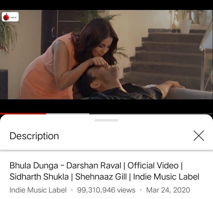 #BhulaDunga increased 115K   #DilKoKaraarAaya increased 52K   #WaadaHai increased 47K in last 24 hrs.  Time count : 10 am   BD ka count kal se kam hai. DKKA ka thora increase hua hai. WH ka same hi hai. Pls focus on streaming...!