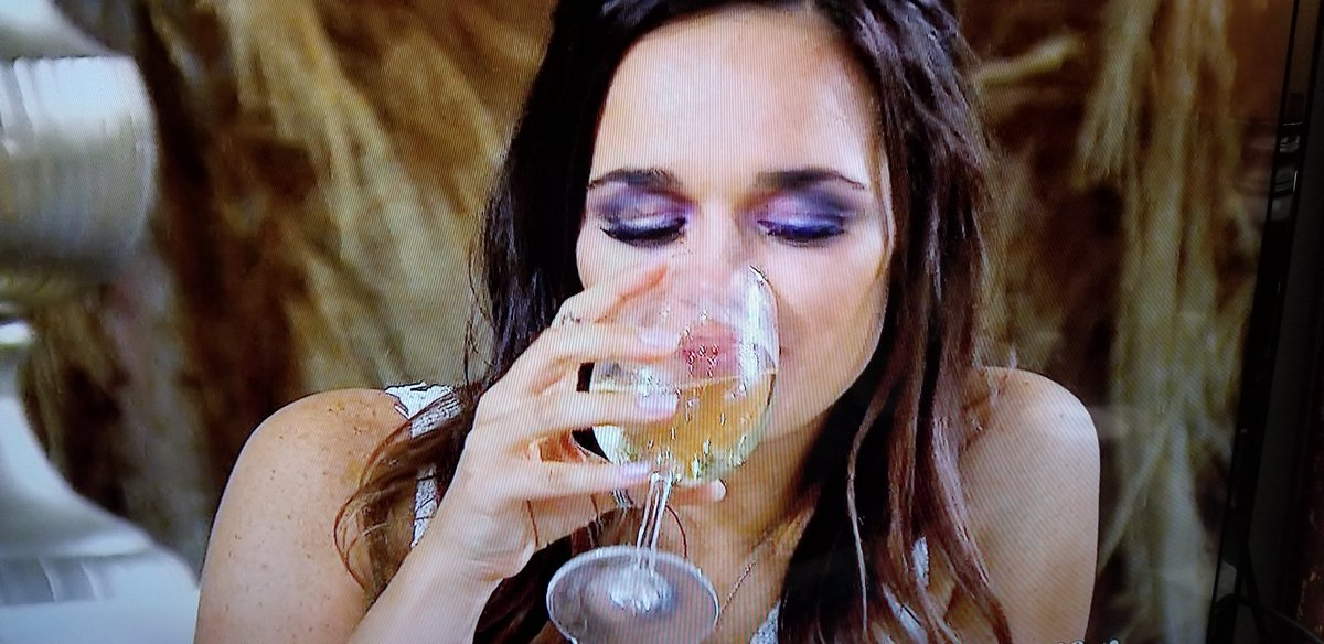 Red Flag #1. Virginia drinks too much. #MarriedAtFirstSight #Lifetime
