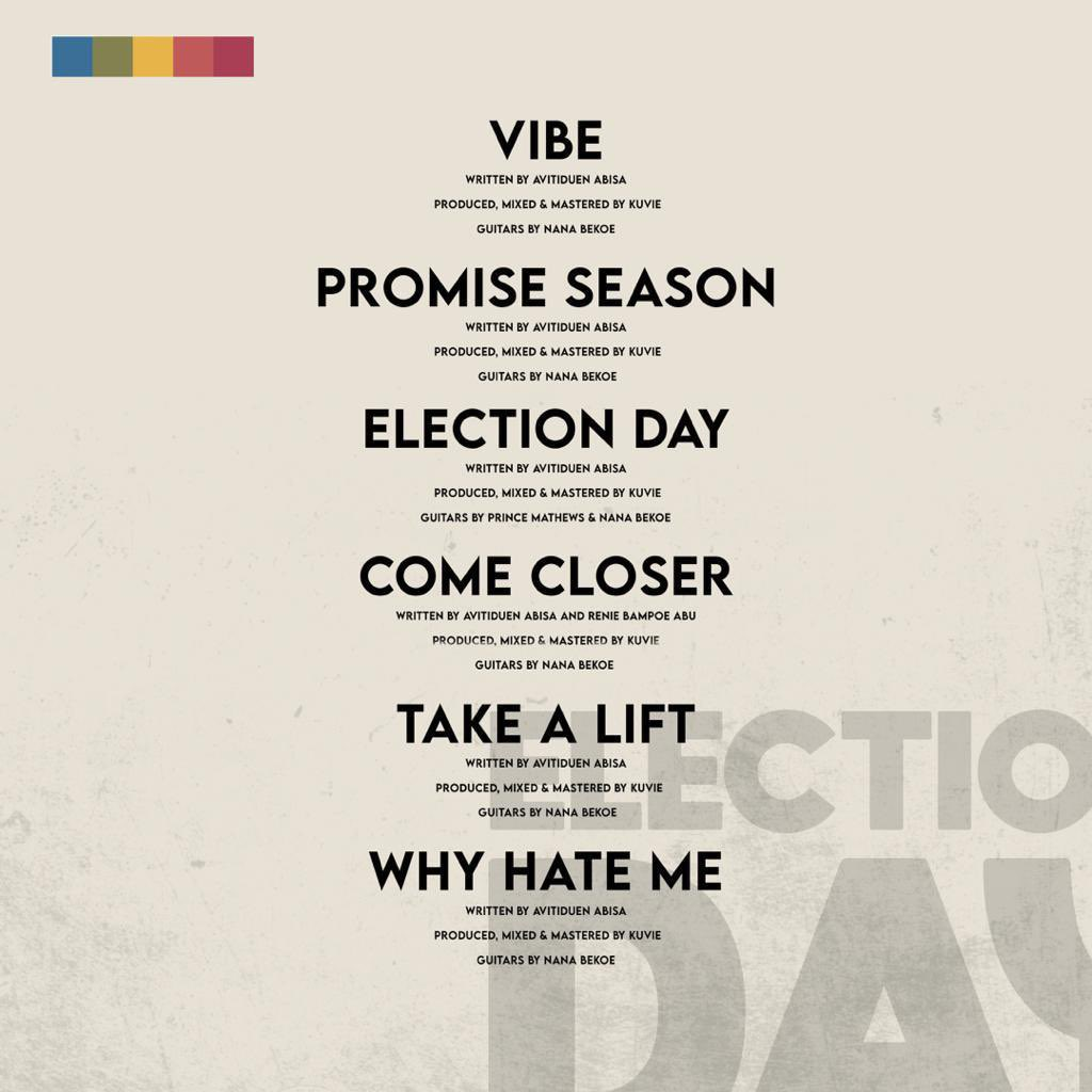 What makes this EP so great is that anytime your people in power say something you know is utter bullshit you can play this to remind you of the cycle you're in....... @official_avit #electionday #promiseseason