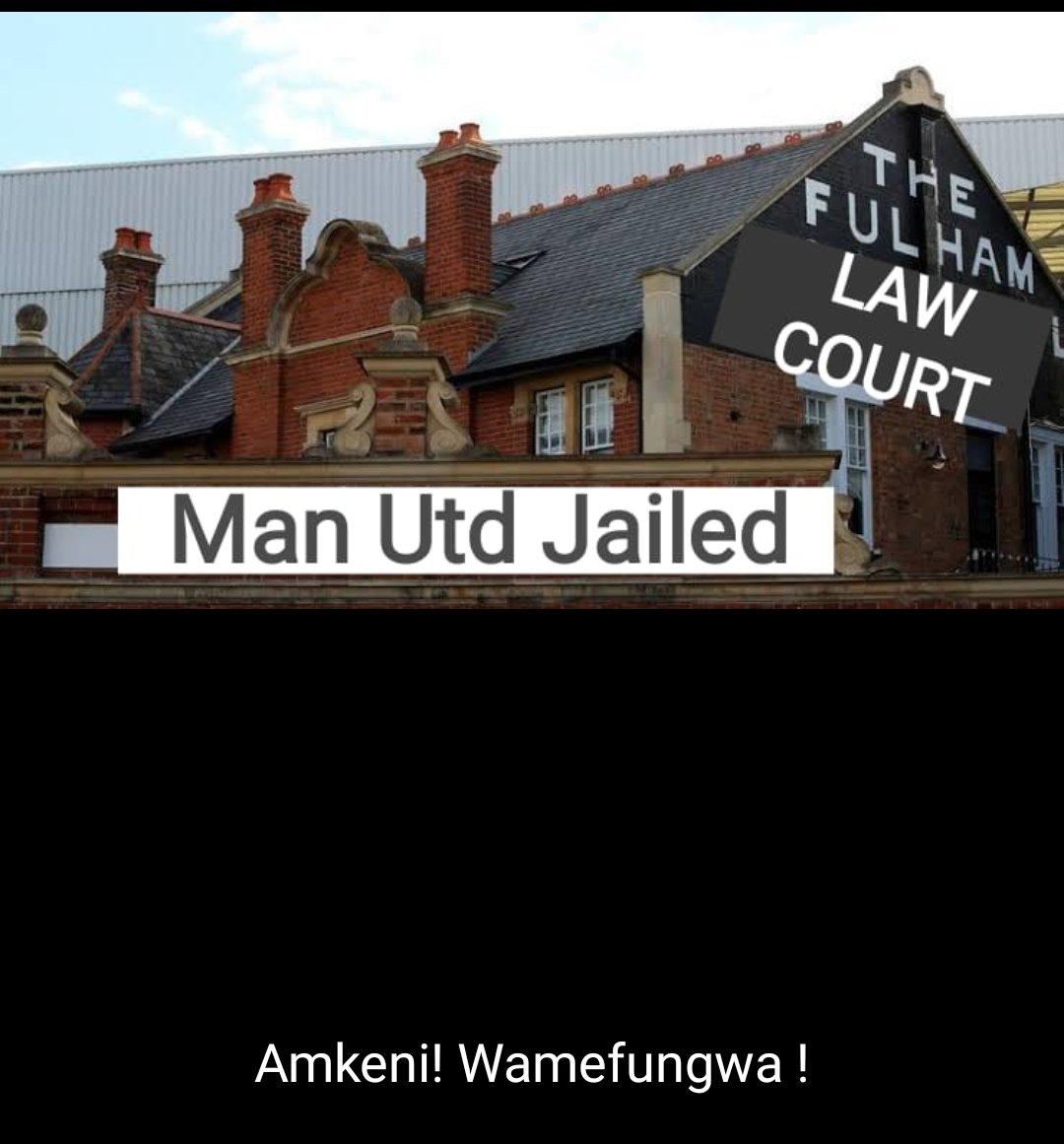 @paulpogba @ManUtd Ni Mahakama tu inayoweza kuifunga #ManUtd   #Pogba #ManchesterUnited