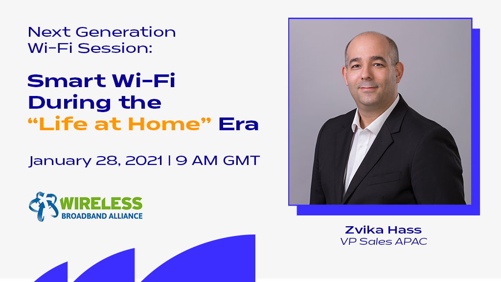 "Want to learn the role of #SmartWiFi During the Life at Home Era? Tune in to hear from Zvika Haas talking about the impact on home #WiFi networks during the ""life at home"" period at the @WBAlliance, Asia Telecom Summit. Learn more ➡️ https://t.co/995lzotm4Y #wifintelligence #WGC https://t.co/RsMNQTQgFB"