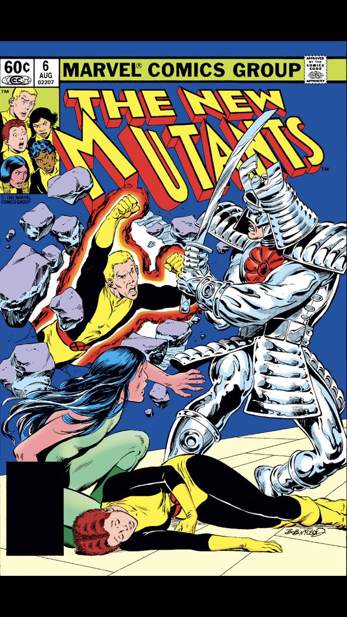 #comicbeforebed New Mutants No. 6, August, 1983. Xavier chastises Team America, Viper and Silver Samurai in robes, and an explosion! 😡😴💥 #NewMutants #MarvelComics #MarvelUnlimited #digitalcomics @marvel @MarvelUnlimited