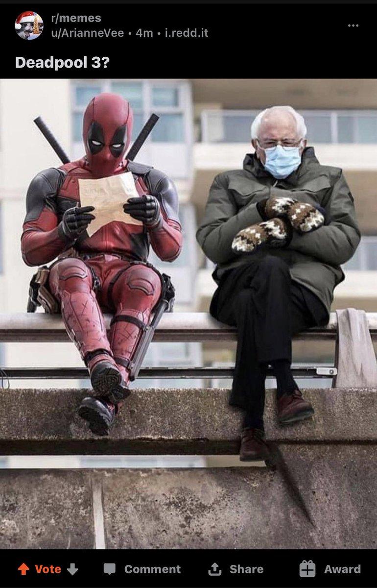 @MarvelStudios Please make this happen! #Deadpool3