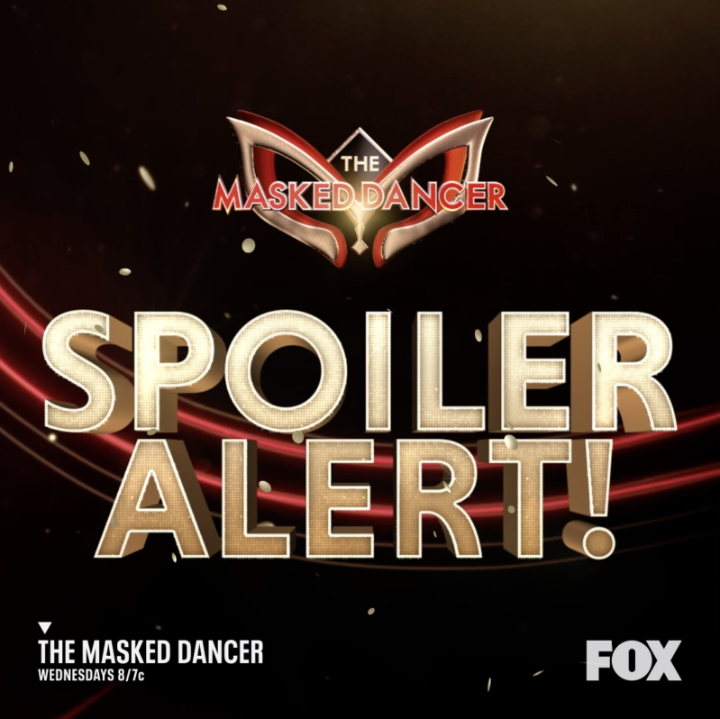 🚨 SPOILER ALERT 🚨 #CricketMask is...  #TheMaskedDancer