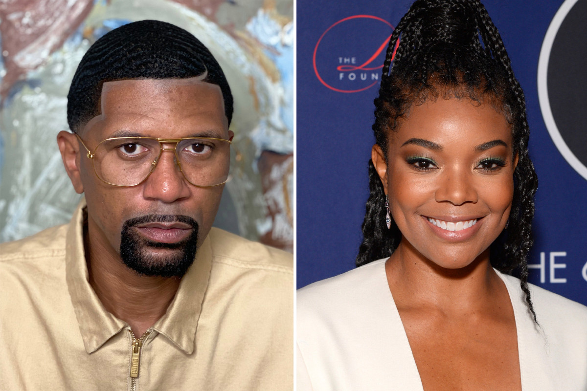 Gabrielle Union talks therapy and marriage with Jalen Rose