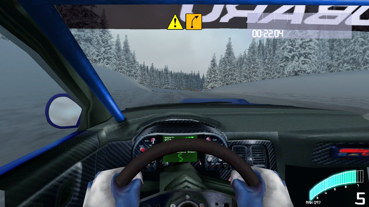 Some screenshots of Colin McRae Rally 2.0 (2000). A great package of content and features that gives most of us some very fond memories.
