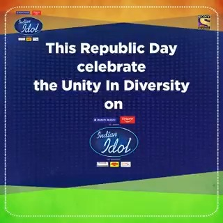At #IndianIdol2020, we've always welcomed talent from every corner of the country! Watch as our diverse #Top13 pay their tribute to India on the #RepublicDaySpecial, this Sunday at 8 PM, only on Sony TV.