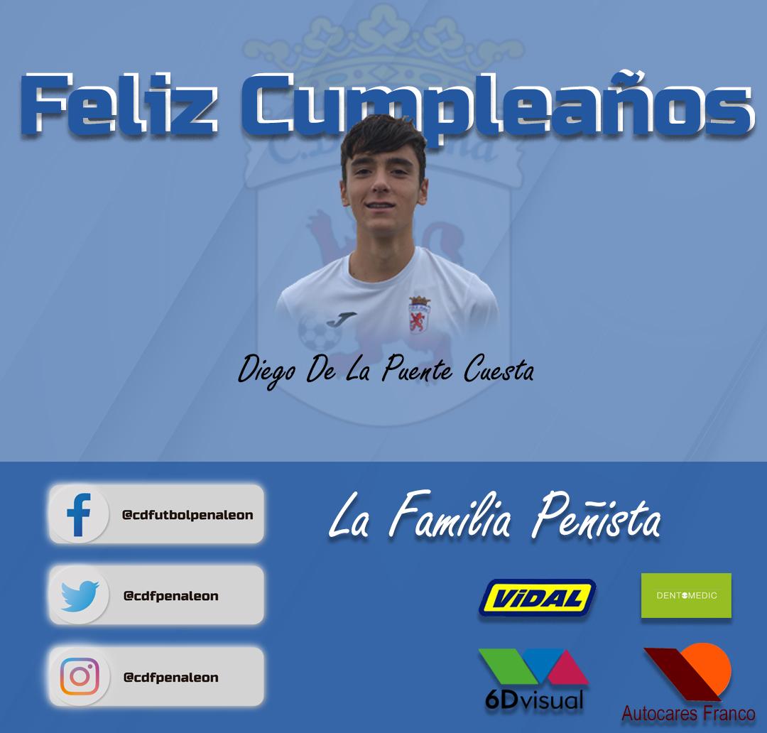 🎂 FELICIDADES 🎂  🎊¡¡La familia peñista te desea un muy feliz cumpleaños!!🎊  #Felicidades #FamiliaPeñista 🔵⚪ #SomosFutbol