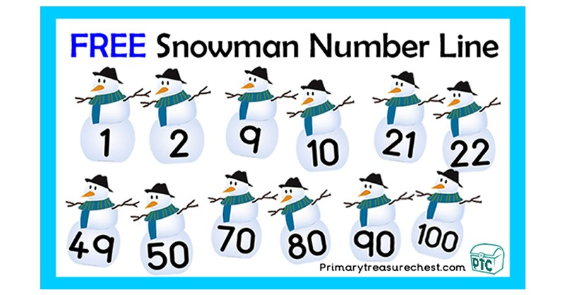 ⛄ Snowman Themed Maths Resources ⛄ #Santa #Christmas #Nursery #KS1 #EYFS #Kindergarten #PreSchool ⛄   🌞 Lots of FREE resources available throughout the website 🌞 ✨Only £8.99 per year to access over 10,000 printables✨