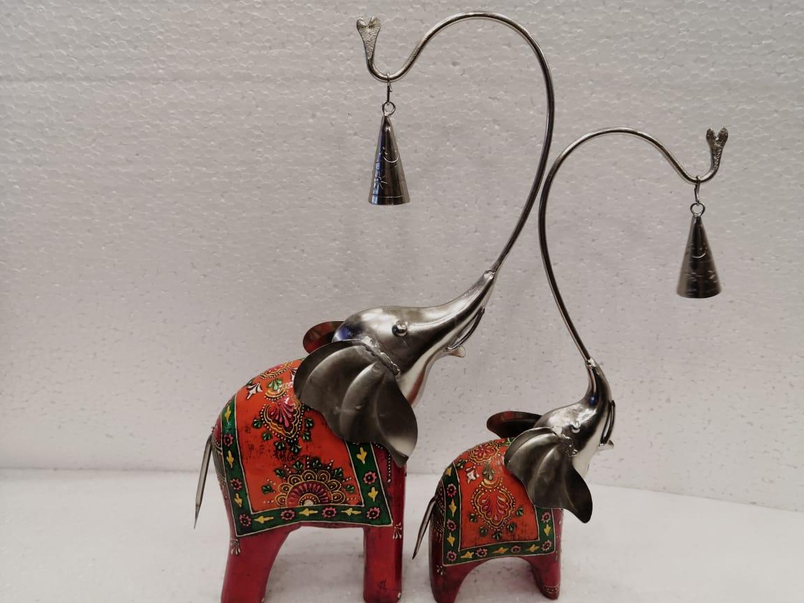 Metal Elephant Home Decor #SilkyKraftz #MakeInIndia #VocalForLocal #elephants #homedecoration #homedecorideas  #decor #Metal #metals #sustainableliving #ecofriendly #plasticfree #savetheplanet #handmade #handcrafted #handmadewithlove #handpainted #artwork #ArtistOnTwitter