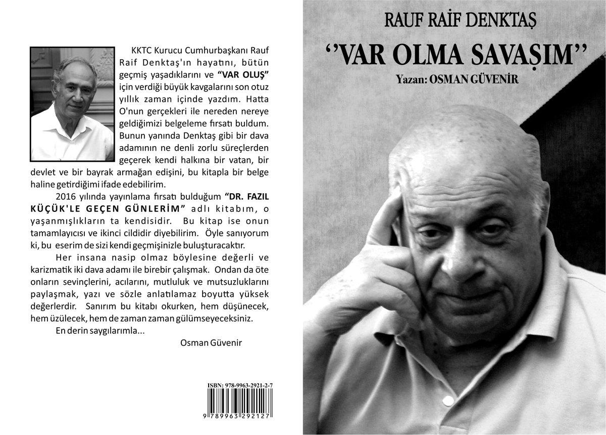 Osman Güvenir'in, Rauf.R. Denktaş