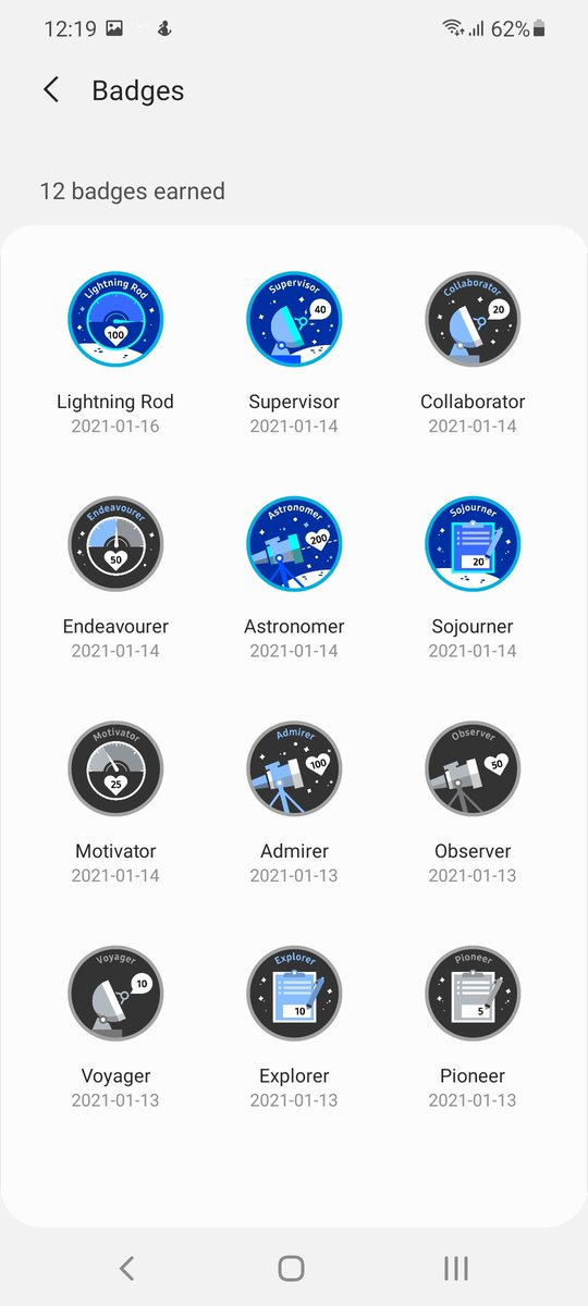I have also earned 12 badges from #SamsungMembers club @SamsungMobileSA @SamsungSA #GalaxyS21 #GalaxyNote20 #thelifesway #Johannesburg #SouthAfrica #AashishRaiJain #TechBlogger #ProductReviewer #mobilephotography