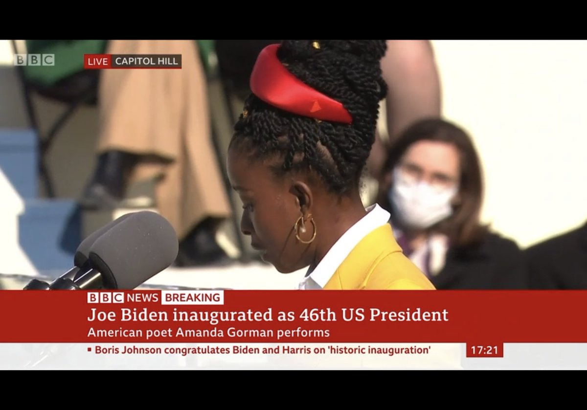 What an incredible day it was yesterday!  We all needed to see that beautiful, peaceful transition of power.  Thanks to my lovely American friends!!  #thursdaymorning #thursdayvibes #ThursdayThoughts #ThursdayMotivation #Biden #BidenHarrisInauguration #Inauguration #unity
