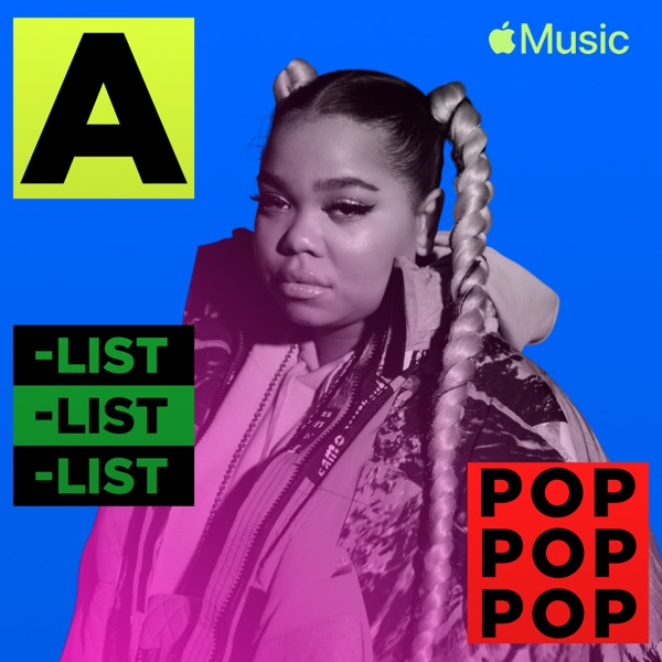 .@ZoeWeesOfficial makes on the cover of @AppleMusic's playlist - #AListPop with her heartwarming single #GirlsLikeUs featured on the No.1 spot this week!  Add #AListPop to your library →   #AppleMusicThursday