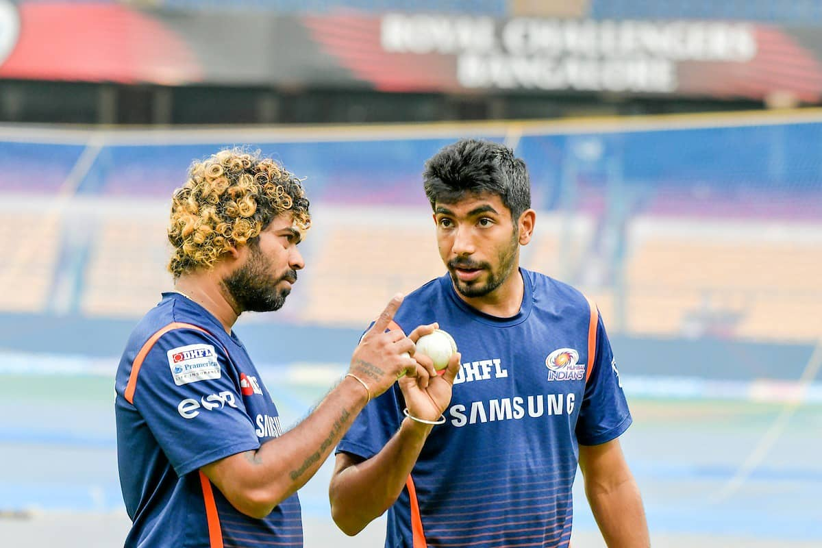 It's been an honour playing alongside you and picking your brain all these years, Mali. Congratulations on a successful career, the IPL won't be the same without you. @mipaltan