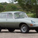 Image for the Tweet beginning: The #1960s #Jaguar E-Type reimagined