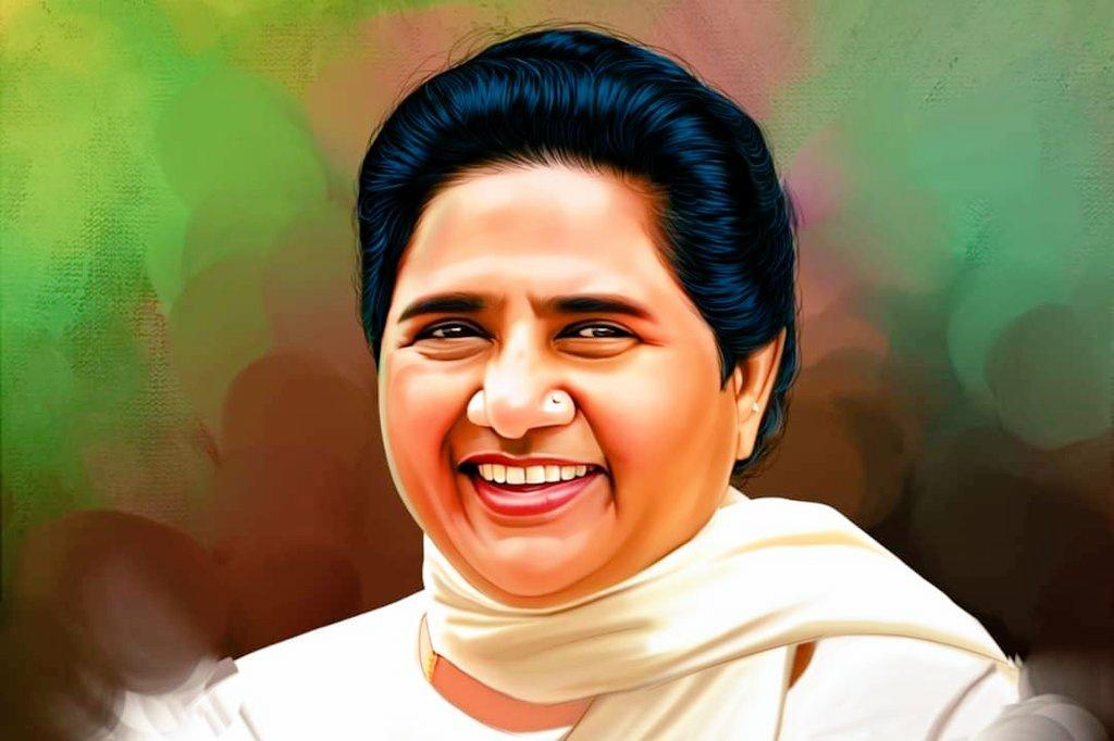 #Next #PM #Bhehanji #Mayavathi  #Vote #for #Elephant 💙🐘🐘🐘 💐