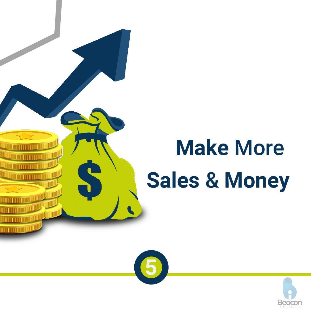 Having an effective social media strategy helps you in making more Sales and Money 💰    #beaconinnovation #digitalmarketing #socialmediamarketing #seo #marketingstrategy #webdesign #graphicdesign #webdevelopment #Pakistan #thursdaymorning #thursdayvibes