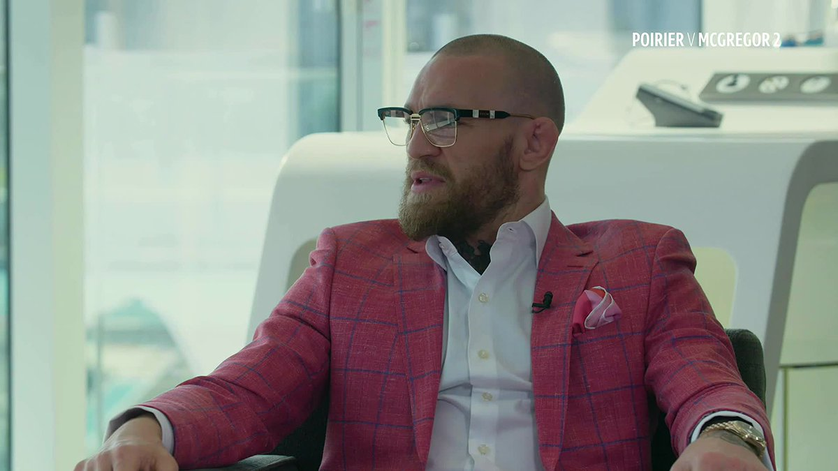 👏 Supporting his community 👊 Using his platform to make a difference  Conor McGregor opens up on his role throughout the pandemic... https://t.co/2za6fNPvdR