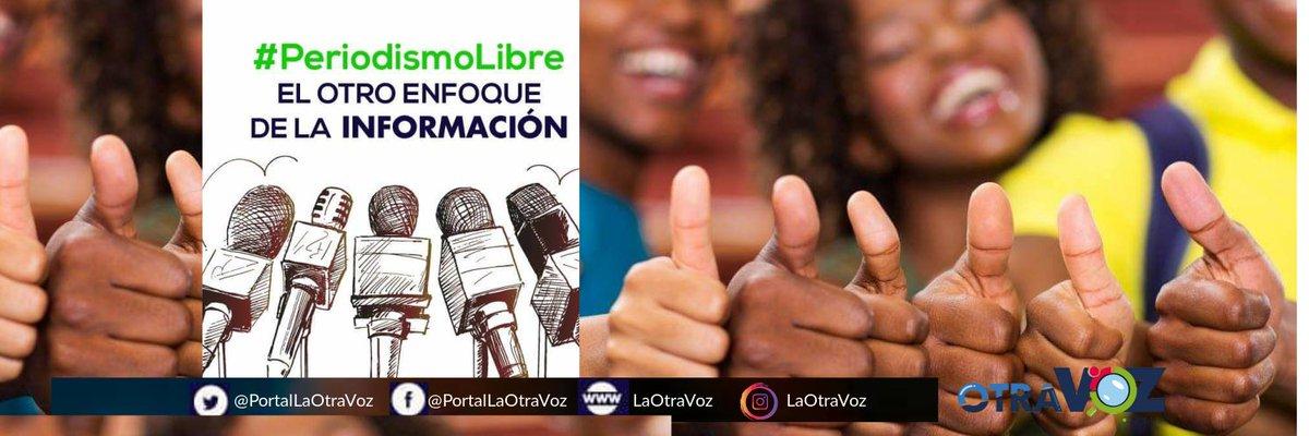 #FelizJueves somos #PeriodismoLibre en  El canal donde todo el mundo puede hablar. #LaVozDeQuienesNoTienenVoz