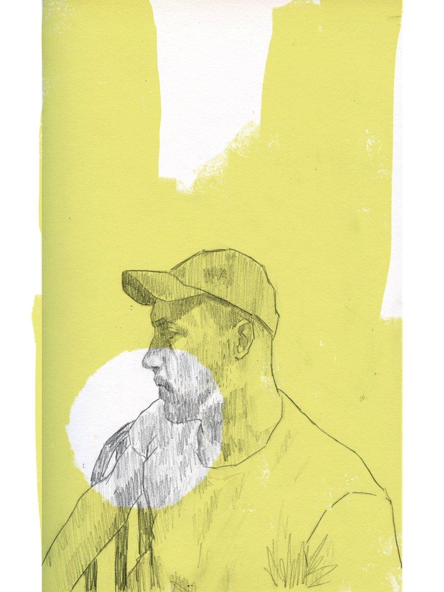 Randy #Pencildrawing #digitalcolour #drawing