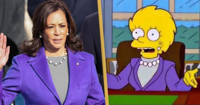 Replying to @NewtVicky: The Simpsons did it again.