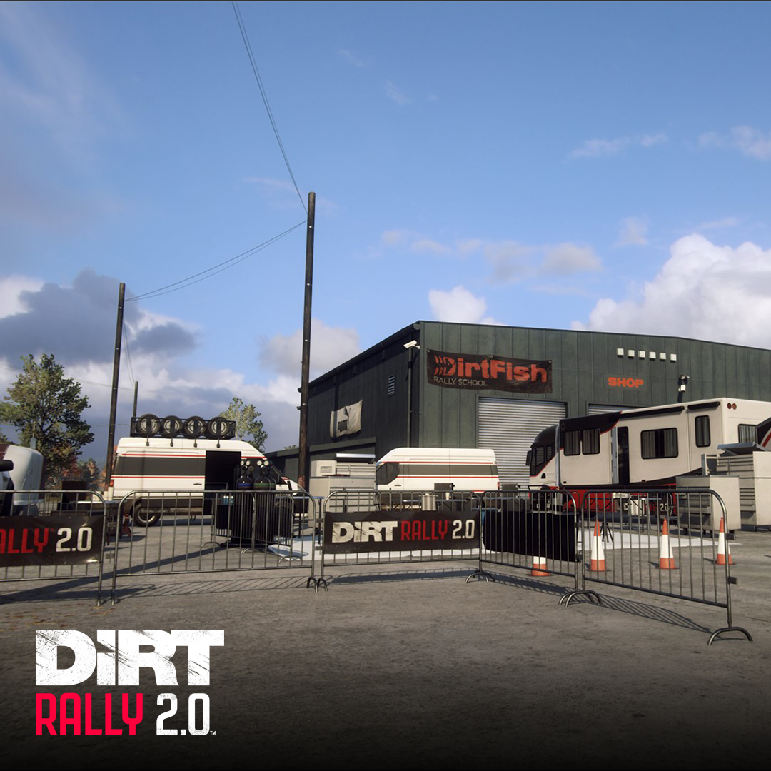 🚧 Server Maintenance Notice 🚧  Various Codemasters servers are currently under routine maintenance.   You may experience connectivity issues with websites or games like #DiRTRally for a brief period of time over the next hour or so.  Thank you in advance for your patience.