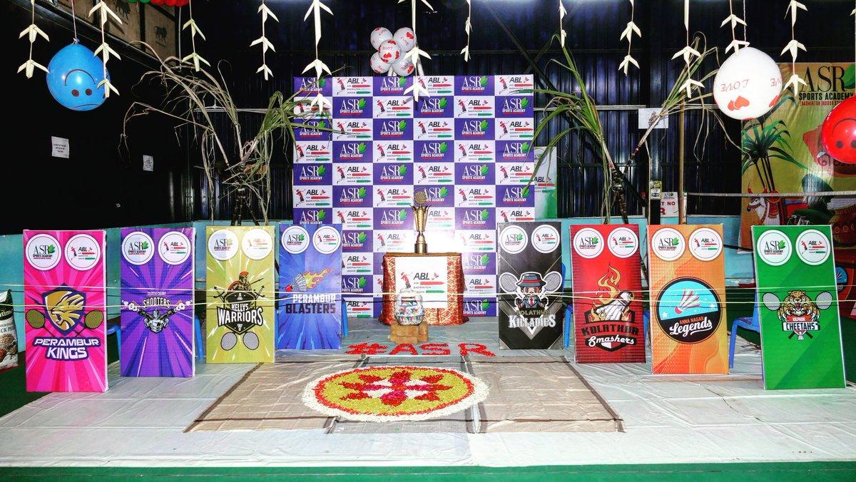 Asr abl Pongal kondattam  13.01.2021  #Badminton  #2021calendar  #team #Picoftheday  #Inaguration #pongal #trending #games #Shuttle #Fun #tournament #Winners #BadmintonwithASR