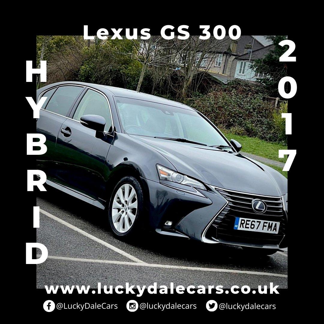 Lexus GS 300 Executive Edition Used car for sale | Lucky Dale Cars Ltd  Learn More here:  Call us @ 020 80338958 | 07441 909524  #Lexus #thursdaymorning #ThursdayThoughts #thursdayvibes