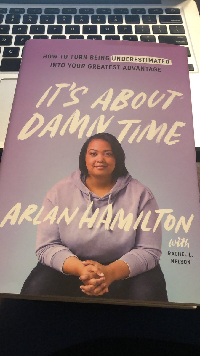 I never thought people looked at Amazon Wishlists and bought stuff for others but someone was kind enough to do so for me. I have this book by the amazing @ArlanWasHere on my list of reads in 2021 and I am looking forward to diving in!!!