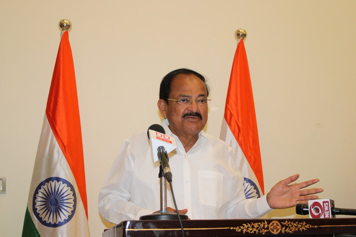 Replying to @VPSecretariat: Skilled manpower, more than cheap labour, should be our core strength. #AEPC