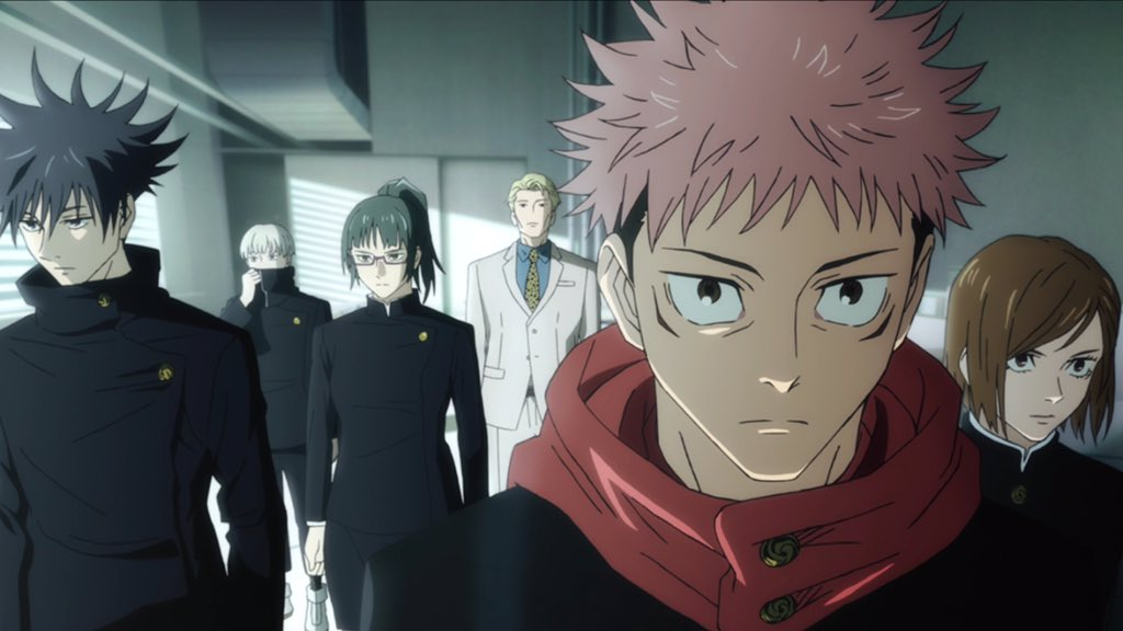 JUJUTSU KAISEN Opening 2 has reached 6,6 MILLION views in 5 days! 💫Watch: youtu.be/8nNujr378EA