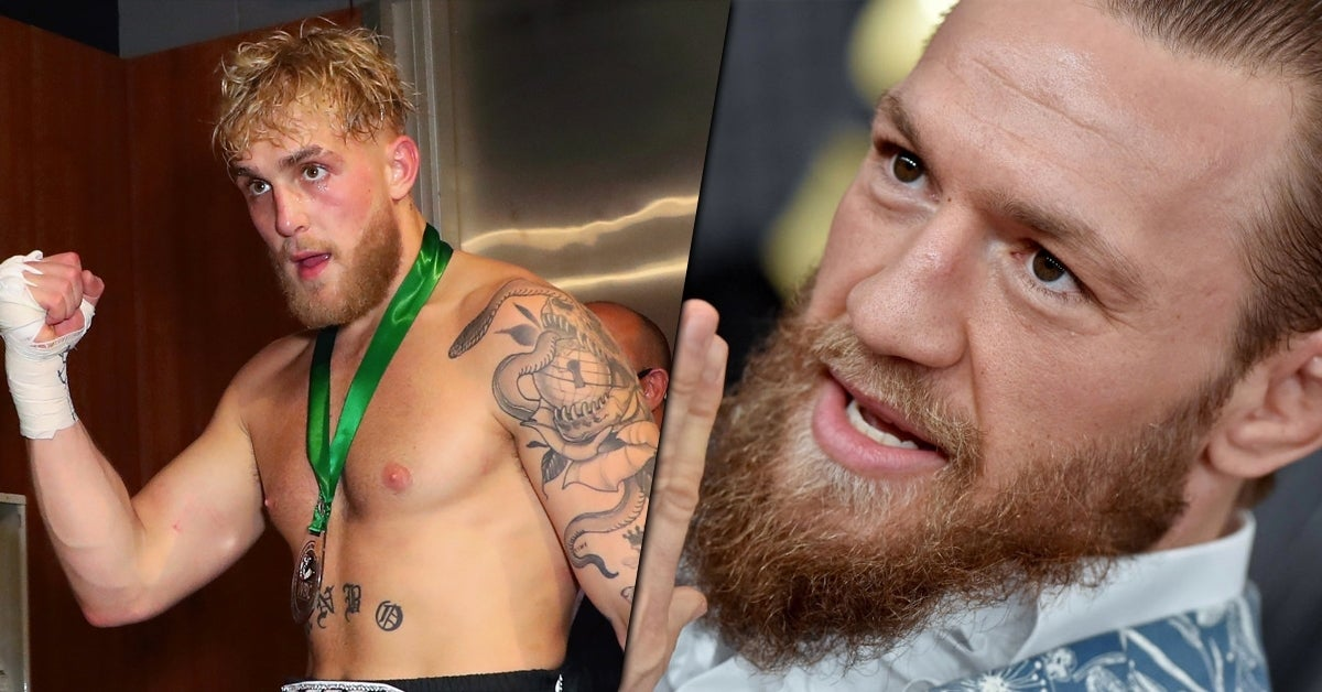 Jake Paul added his analysis to the fight Conor McGregor vs Dustin Poirier 3