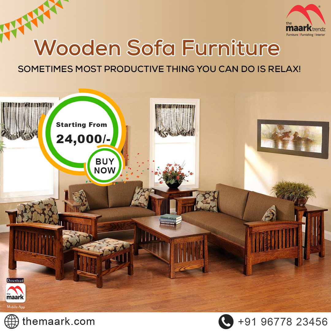 Make your family occasion more special with Maark Subhamuhurtha Sale. Wooden sofa furniture Save upto 50% Enhance your lifestyle with The Maark. Visit : http//: to choose among 2000+ range.. or call : 9677823456 #Maark #woodensofa#Subhamurtha Sale #Pongal