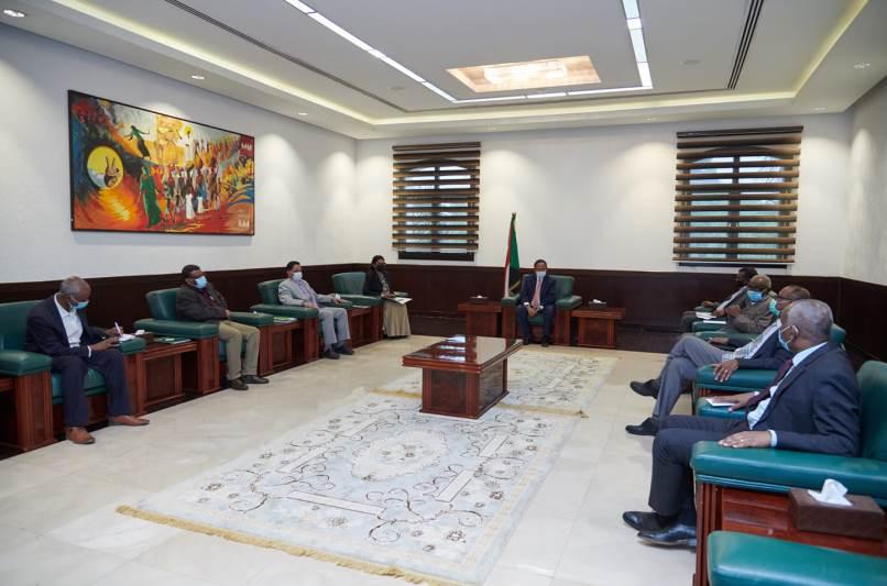 د. حمدوك يترأس الاجتماع العاجل للقطاع الاقتصادي بمجلس الوزراء   #سونا #السودان