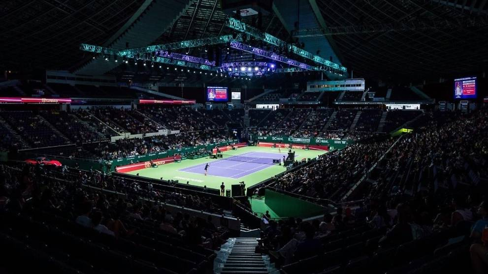 Tennis: Singapore to host first #ATP250 tournament next month  LetsTalkCity #Sports @atptour #Singapore #SoutheastAsia  https://t.co/ZJgfX3YOVy Via https://t.co/YS2ufHNUlF https://t.co/0KhIpGJQgp