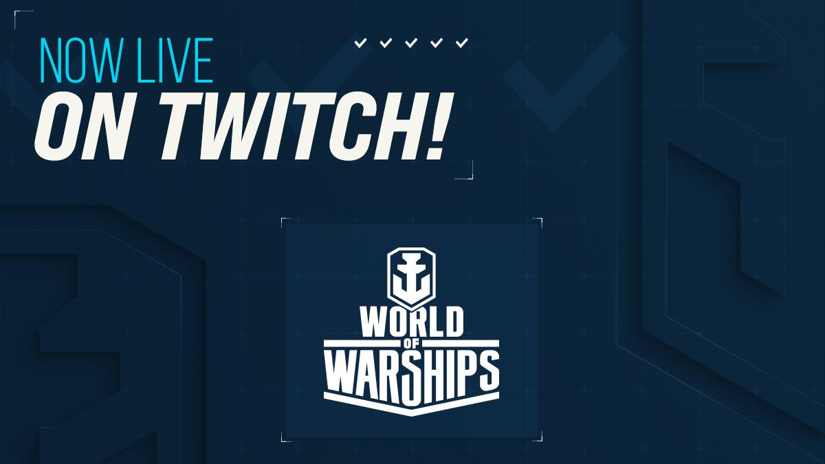 Se live est #sponsored par @WorldofWarships  #WoWs Téléchargement gratuit sur PC et bénéficiez d'avantages exclusifs en jeu  Un max de retweet let's go les Saucisses pour la matinale