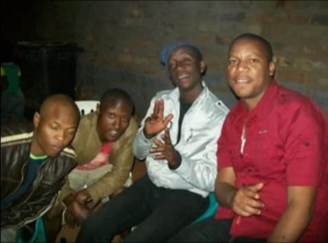 #Tbt Amakrippa and our brother #Spitso(H20)  Boma 2009 Kdala Si shaya inumber!