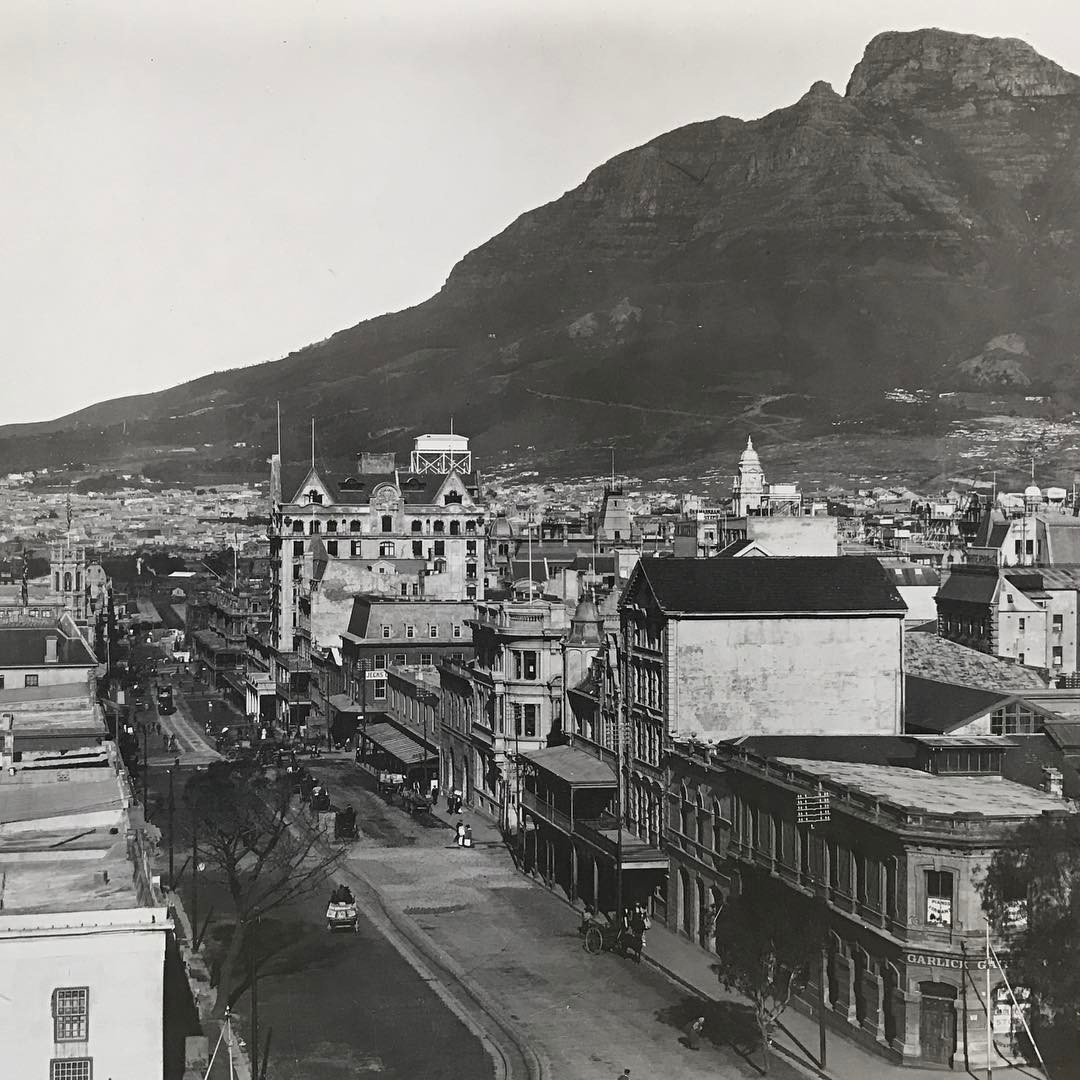 Love old photos of our beloved Cape Town.. Taken in the 1800's...   Photo: Sam Jones   #TBT #throwback #capetown #lovecapetown
