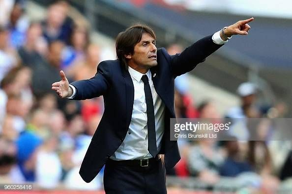""""""" You must start the game with only one target - to win. """" - #Conte #CFC #PL #leadership"""
