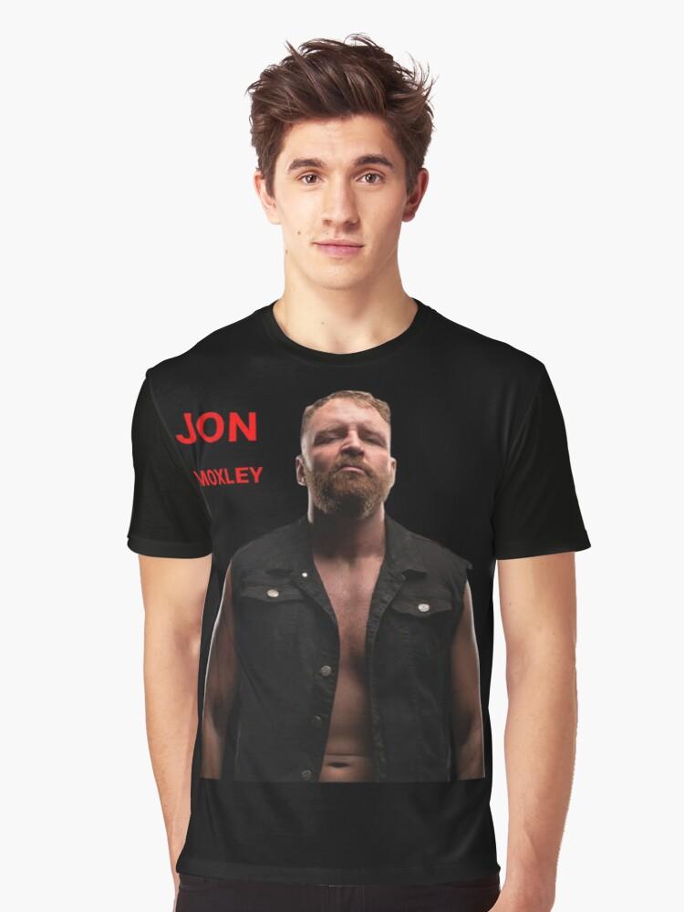 Jon Moxley AEW t-shirt, kids t-shirt, long sleeve t-shirt, hoddie, mask, mug & more  Want to buy? Click here 👇❤️   .  .  .  #jonmoxley #aew #tshirt #hoddie #redbubble Redbubble jon moxley tshirt