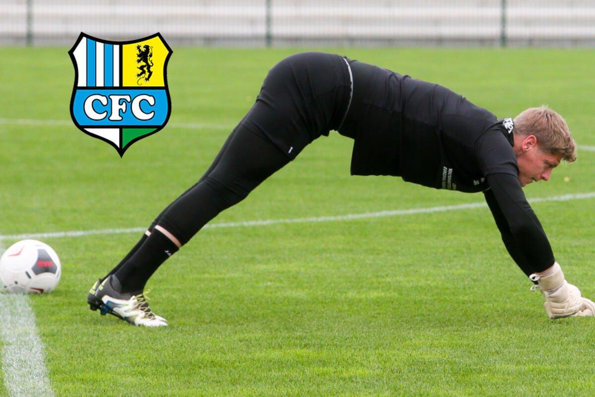 CFC: Darum trainiert Keeper Jakubov weiter allein (TAG24, 21.01.2021)  #CFC #ChemnitzerFC