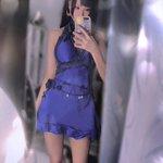 Image for the Tweet beginning: Cosplay Tifa!  #FF7 #FinalFantasyVIIRemake #FF7R #Tifa